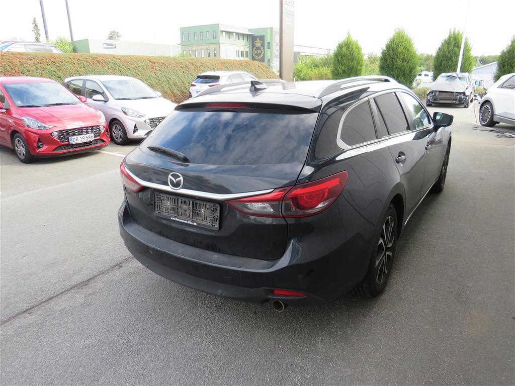 Mazda 6 2,2 Skyactiv-D Vision 150HK Stc 6g Aut.