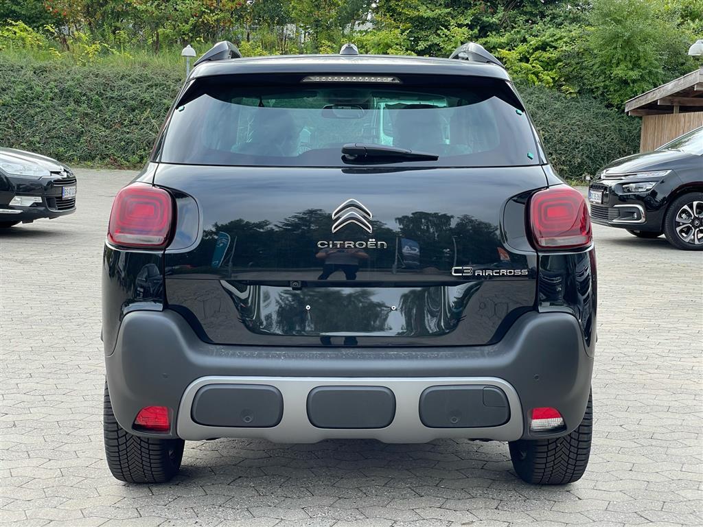 Citroën C3 Aircross 1,2 PureTech Shine Sport EAT6 130HK 5d 6g Aut.
