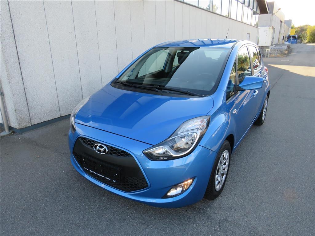 Hyundai IX20 1,6 Trend 125HK 5d Aut.