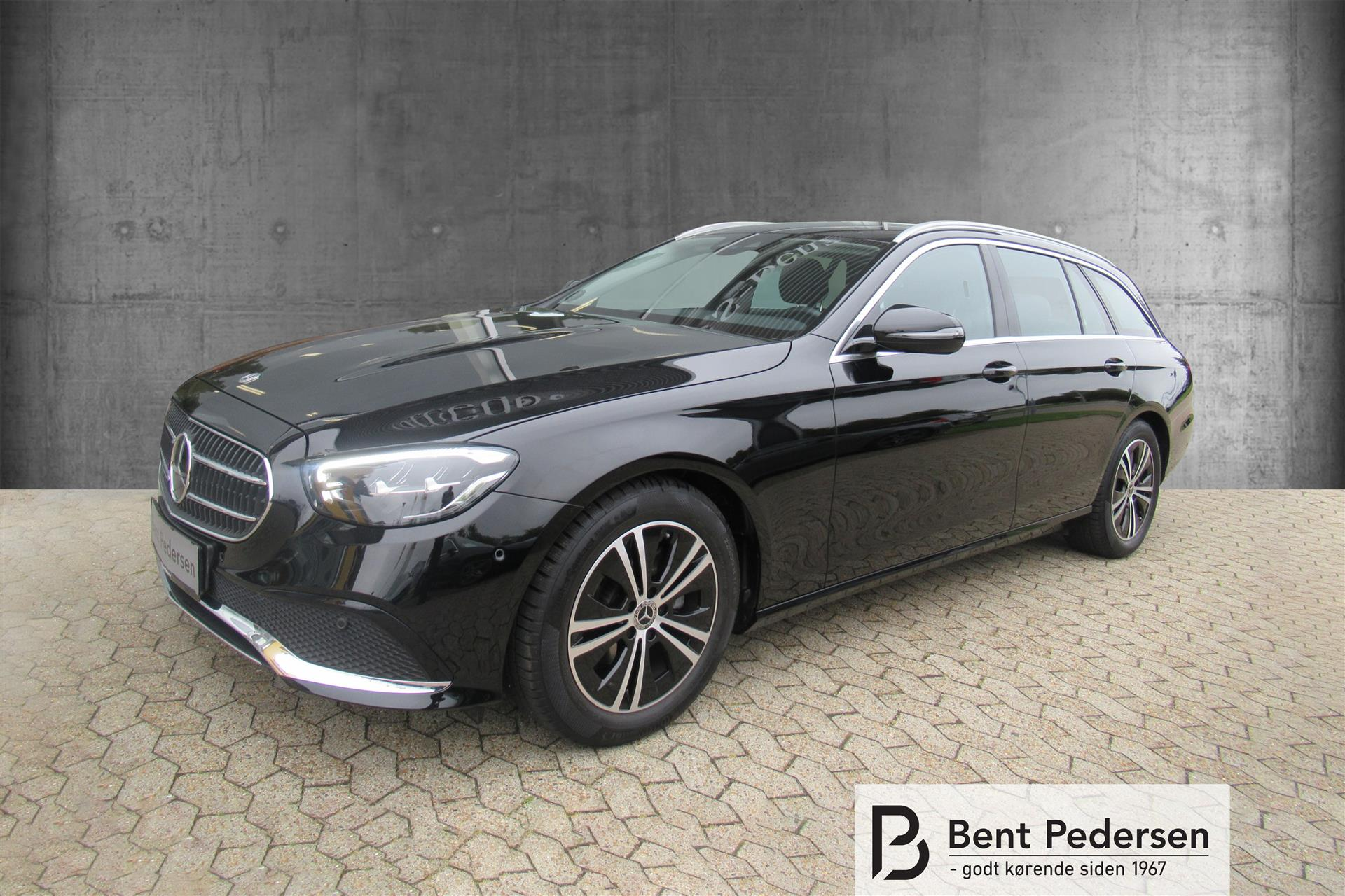 Billede af Mercedes-Benz E220 d T 2,0 CDI 9G-Tronic 194HK Stc 9g Aut.