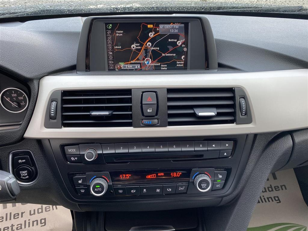 BMW 318d Touring 2,0 D 143HK Stc 8g Aut.