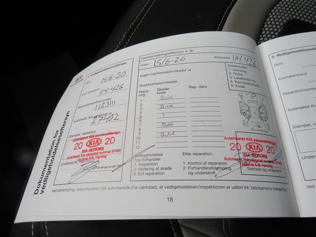 Kia Ceed SW 1,6 CRDI Spring 128HK Stc 6g