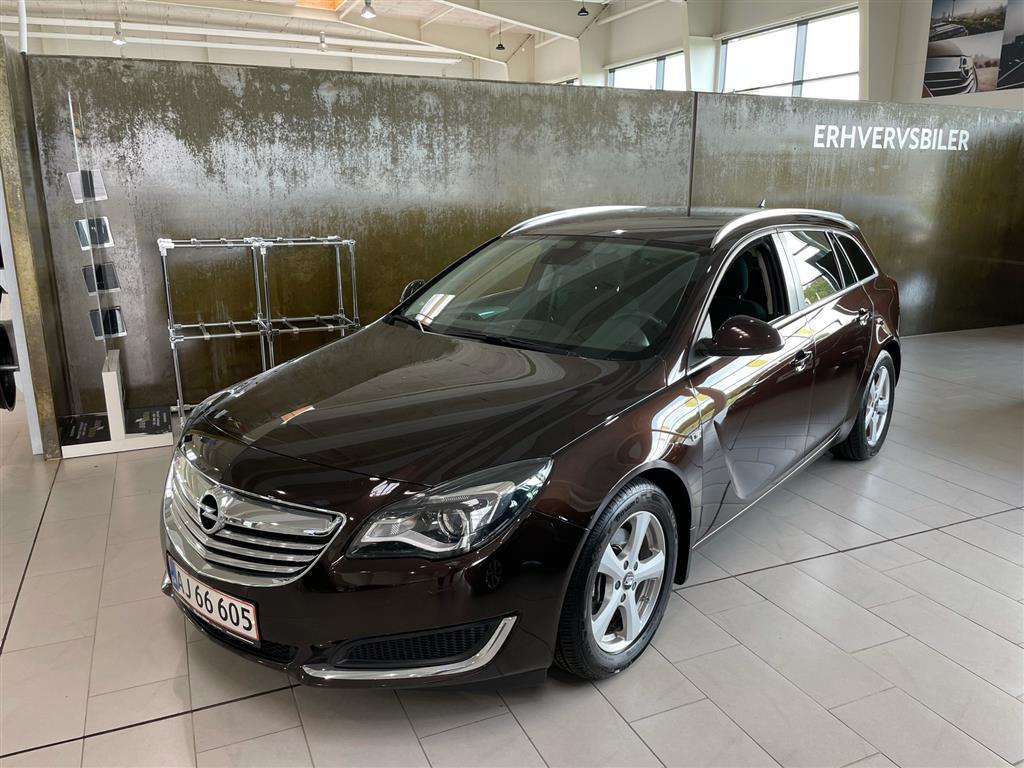Opel Insignia Sports Tourer 2,0 CDTI Edition Start/Stop 140HK Stc 6g