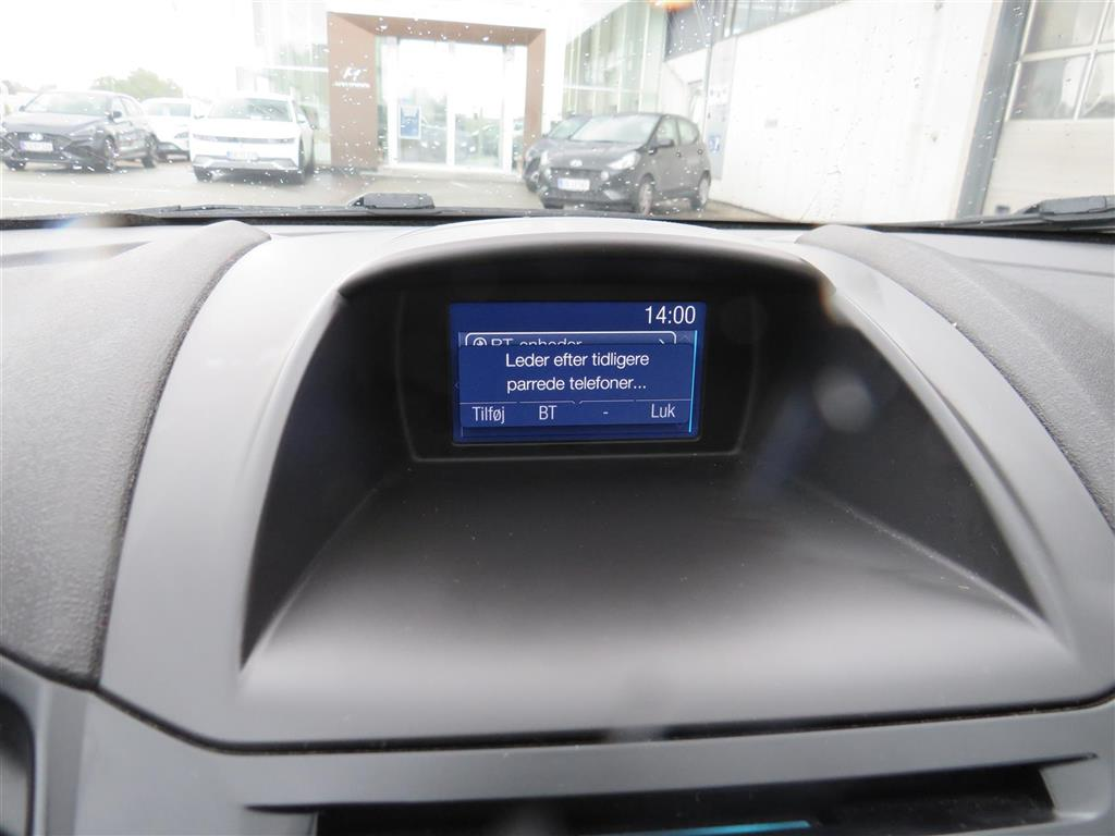 Ford Fiesta 1,0 EcoBoost ST-Line 140HK 5d