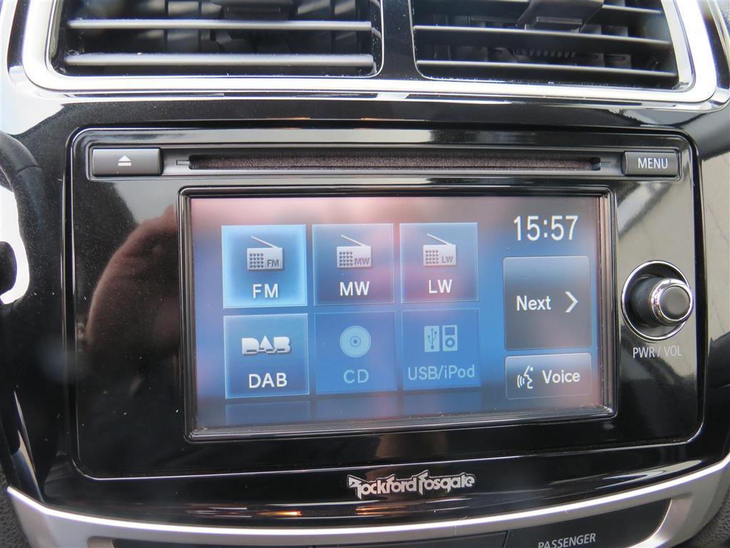 Mitsubishi ASX 1,6 Intense 117HK 5d