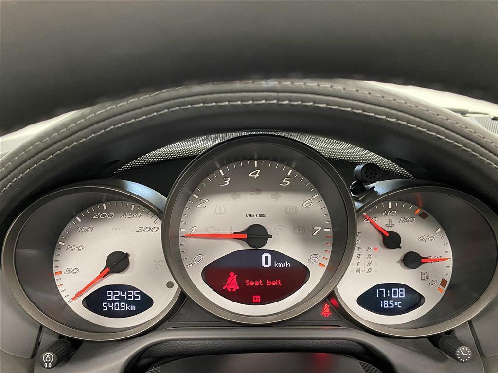 Porsche Boxster S 3,2 Tiptr. 280HK Cabr. Aut.