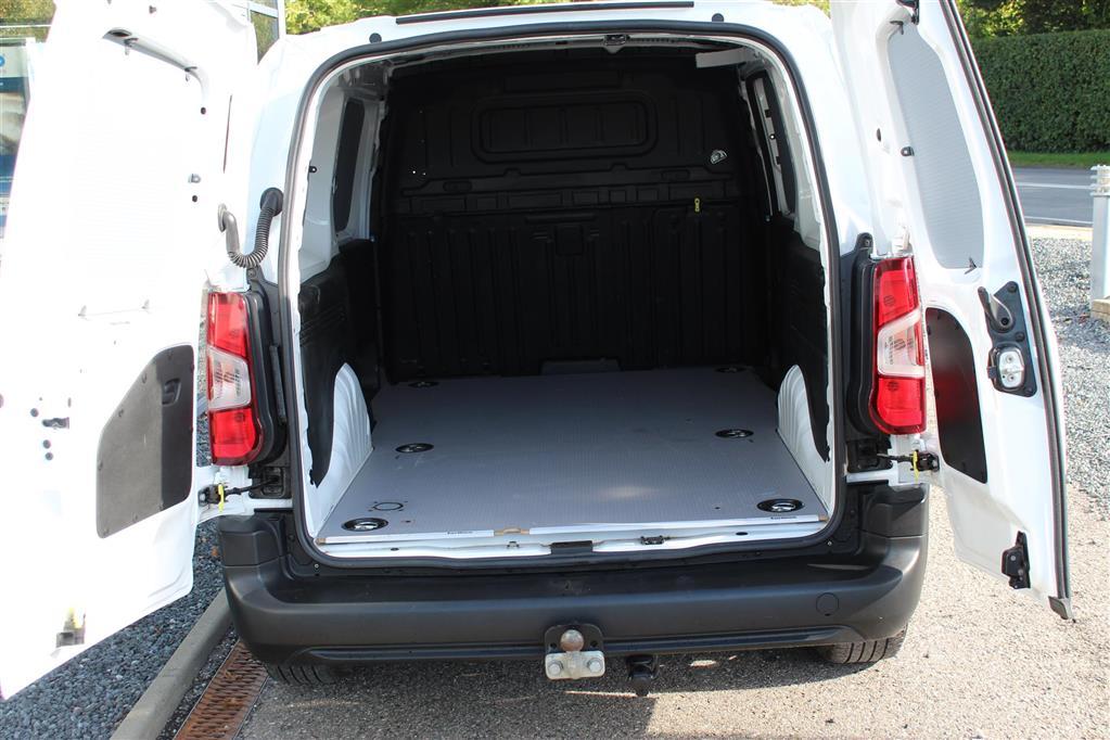Peugeot Partner L2 V2 1,5 BlueHDi GRIP PRO 100HK Van