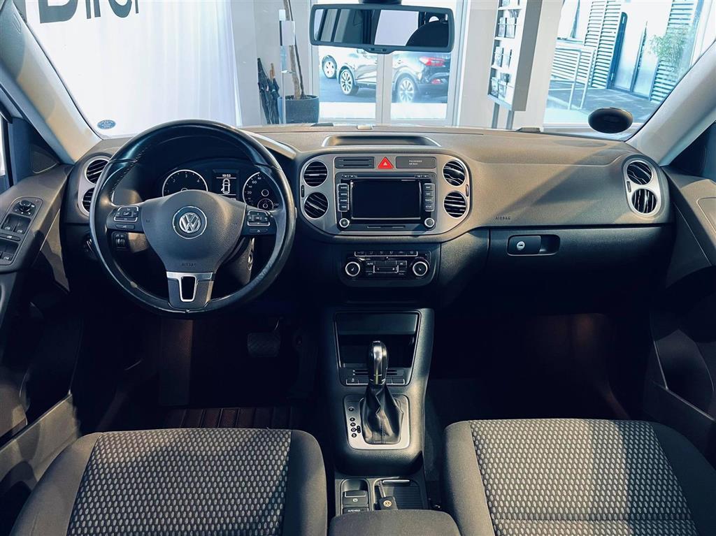 VW Tiguan 2,0 TDI Track & Field 4Motion DSG 140HK Van 7g Aut.