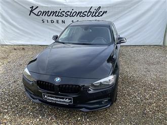 BMW 320d 2,0 D Steptronic 190HK 8g Aut.