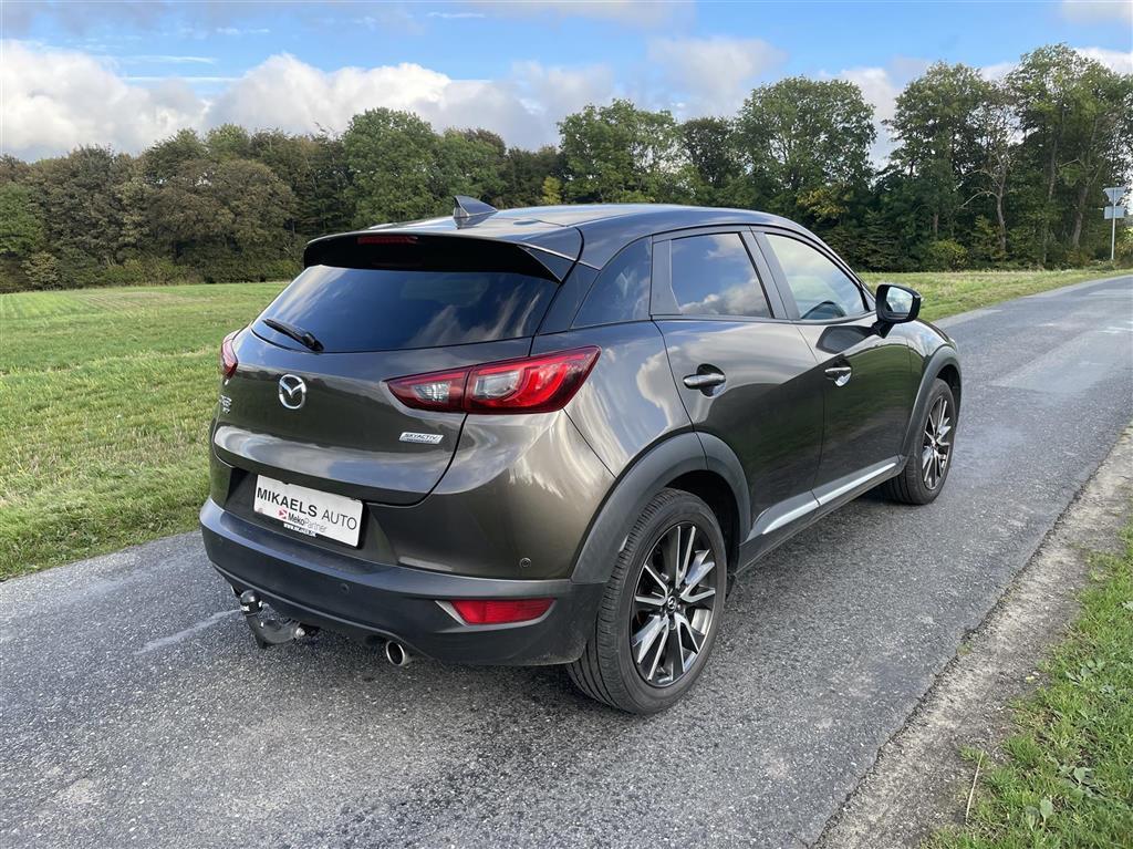 Mazda CX-3 2,0 Skyactiv-G Optimum AWD 150HK 5d 6g