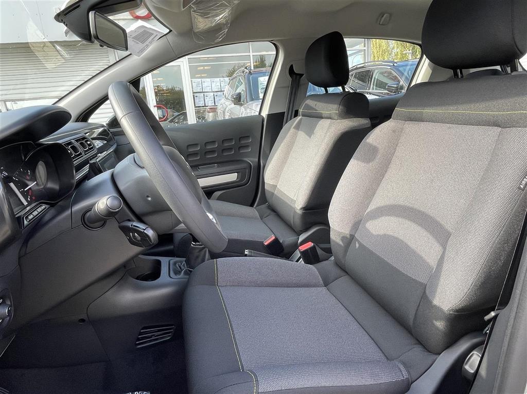 Citroën C3 1,2 PureTech Feel 83HK 5d
