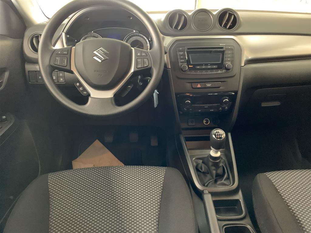 Suzuki Vitara 1,4 Boosterjet  Mild hybrid Club 129HK 5d 6g