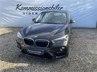 BMW X1 20D 2,0 D XDrive Steptronic 190HK 5d 8g Aut.