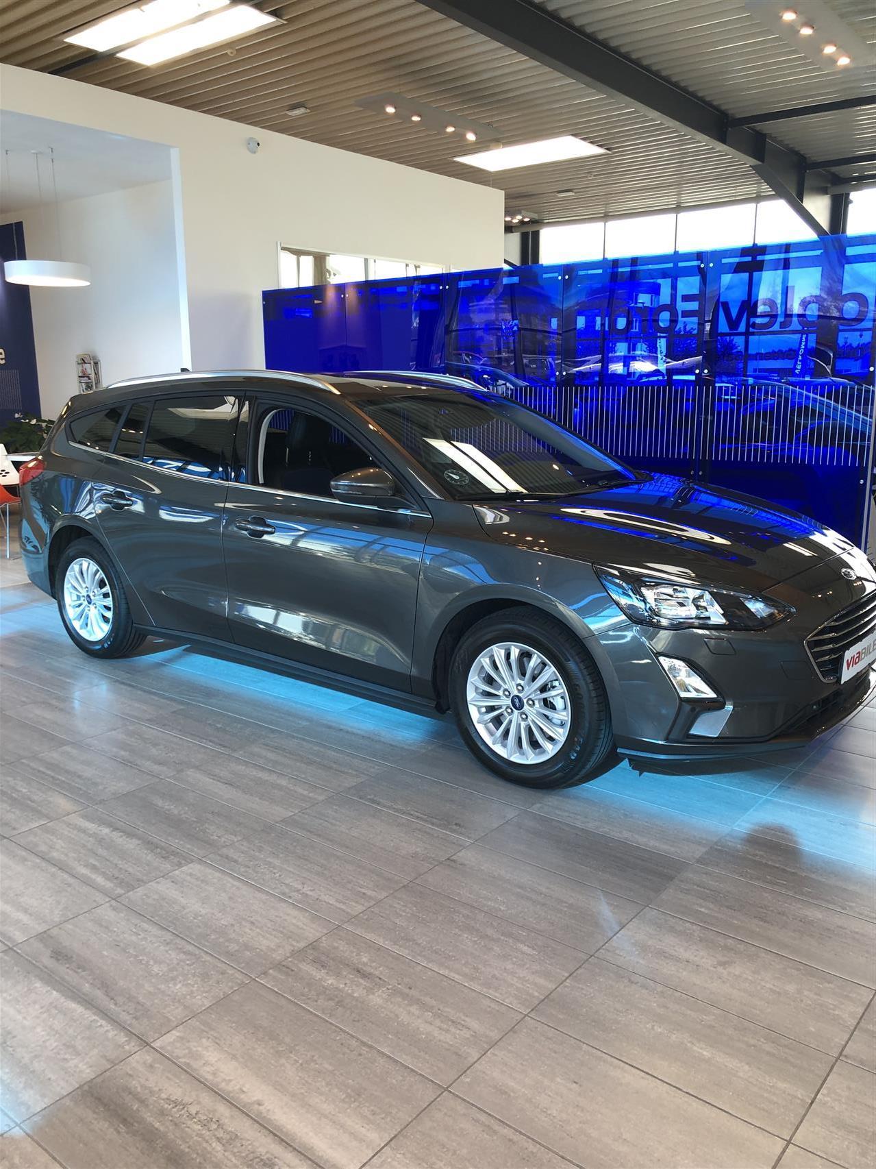 Billede af Ford Focus 1,0 EcoBoost Titanium X 125HK Stc 8g Aut.