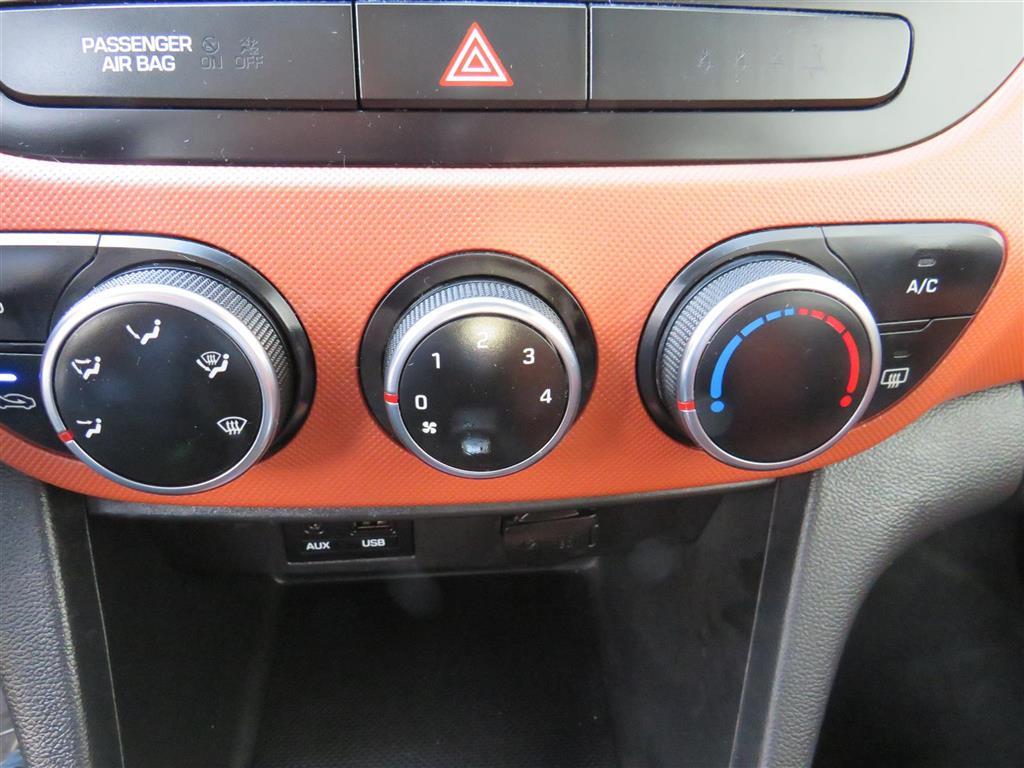 Hyundai i10 1,25 Go Air 86HK 5d Aut.