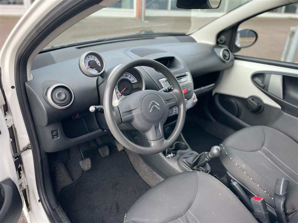 Citroën C1 1,0 Clim 68HK 5d