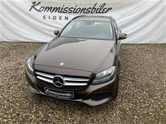 Mercedes-Benz C200 d T 1,6 Bluetec 7G-Tronic Plus 136HK Stc 7g Aut.