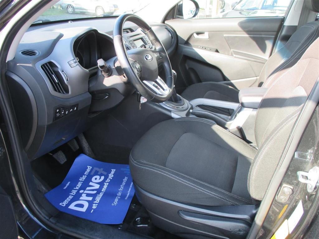 Kia Sportage 1,7 CRDI Style Plus 116HK 5d 6g