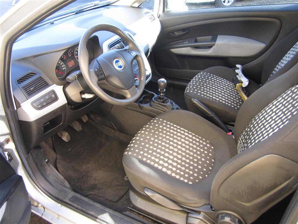 Fiat Grande Punto 1,2 Dynamic 65HK 3d