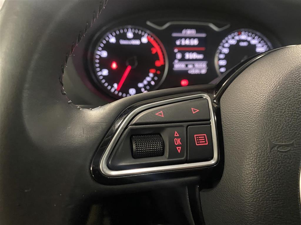 Audi A3 Sportback 1,4 TFSI Ambition S Tronic 140HK 5d Aut.