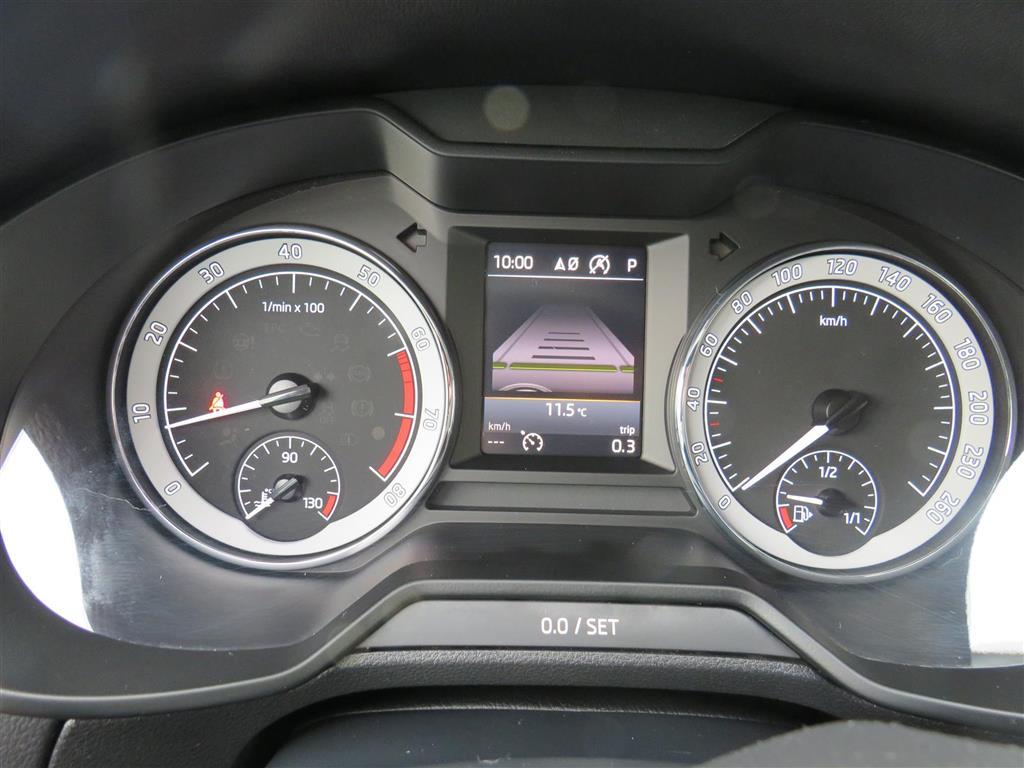 Skoda Octavia 1,4 TSI Style DSG 150HK 5d 7g Aut.