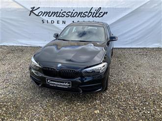 BMW 118d 2,0 D Steptronic 150HK 5d 8g Aut.