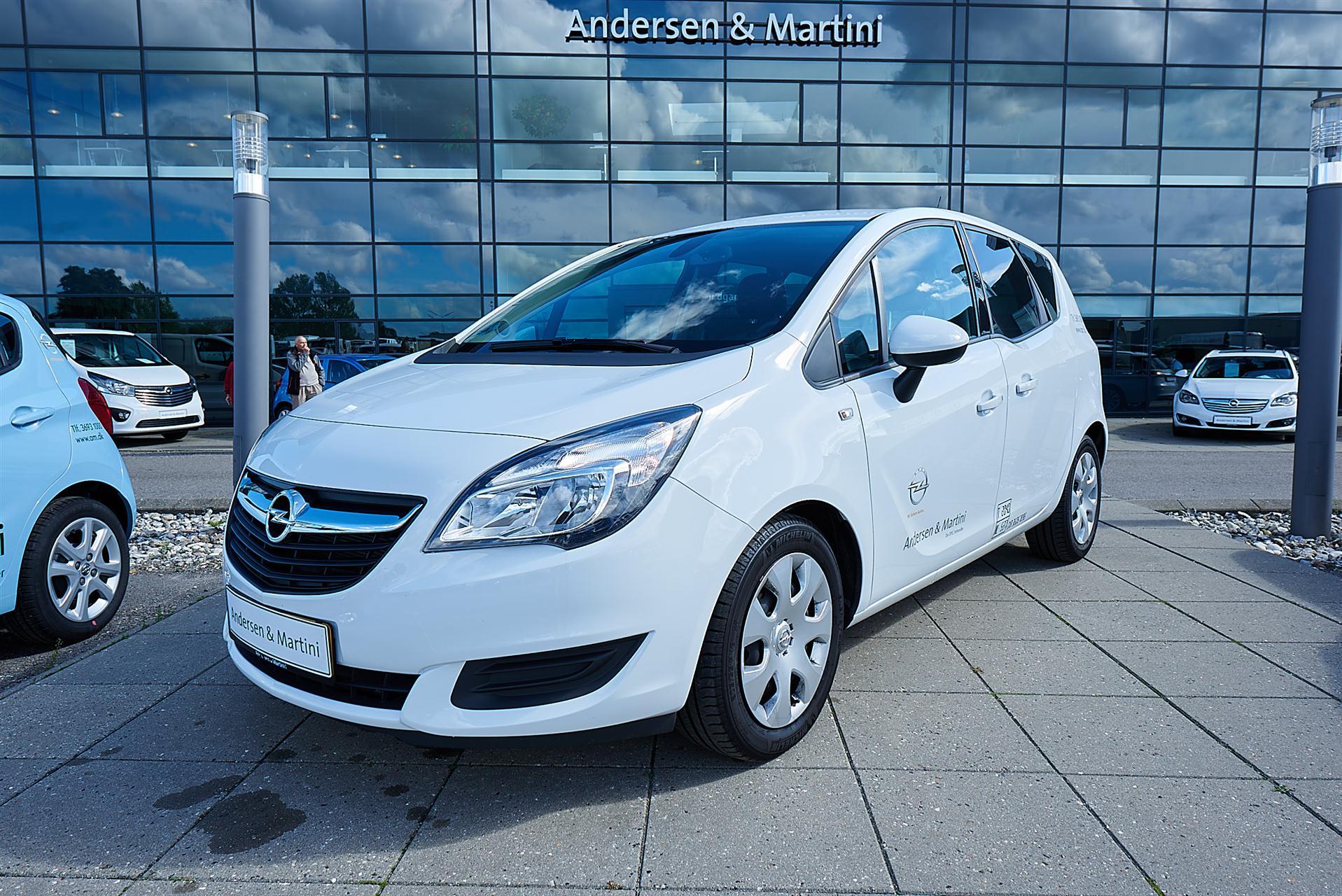 Billede af Opel Meriva 1,3 CDTI 75HK Van